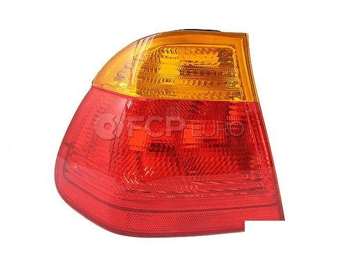 BMW Rear Light In The Side Panel Left - Genuine BMW 63218364921