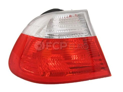 BMW Rear Light In The Side Panel White Left - Genuine BMW 63218383825