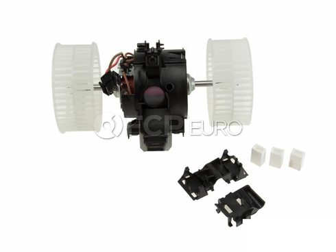 BMW HVAC Blower Motor - Genuine BMW 64116933910