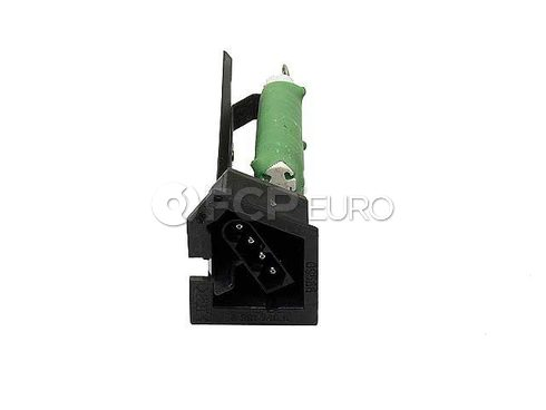 BMW HVAC Blower Motor Resistor - Genuine BMW 64118391749