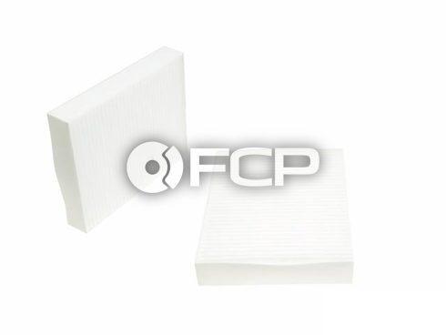 BMW Cabin Air Filter - Genuine BMW 64119237554