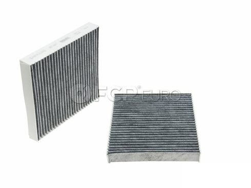 BMW Cabin Filter Rear A/C (750Li 740Li Alpina) - Genuine BMW 64319175484