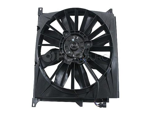 BMW Auxiliary Puller Fan - Genuine BMW 64508372039