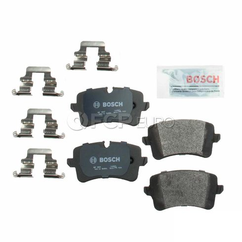 Audi Brake Pad Set - Bosch 4G0698451