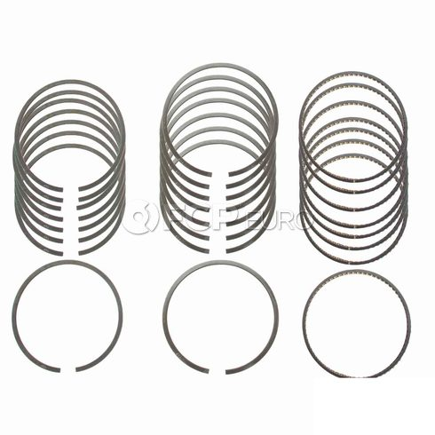 Land Rover Engine Piston Ring Set (Range Rover Defender 90 Discovery) - Grant C1921
