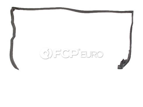 Mercedes Door Window Seal Left Lower (350SL 380SL 450SL) - CRP 1077200178