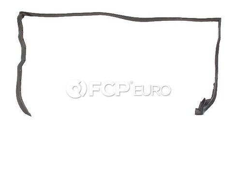 Mercedes Door Window Seal Left Lower (350SL 380SL 450SL) - CRP 1077200178