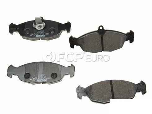 Jaguar Brake Pad Set (Vanden Plas XJ8 XJR XK8 XKR) - Textar D86881T