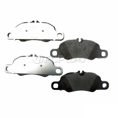 Porsche Brake Pad Set (911) - Textar D8991T