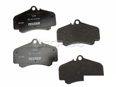 Porsche Brake Pad Set (911) - Textar D965T