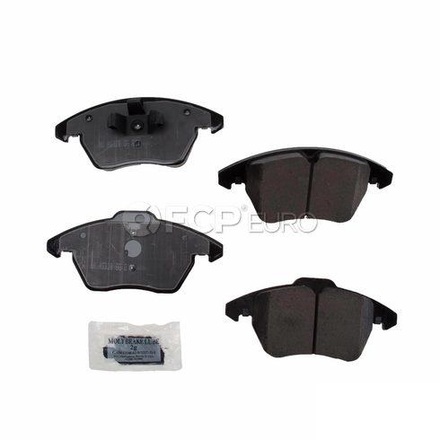 VW Brake Pad Set Front (Beetle) - Akebono EUR1107A