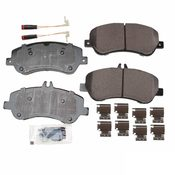 Mercedes Brake Pad Set - Akebono 0074207420