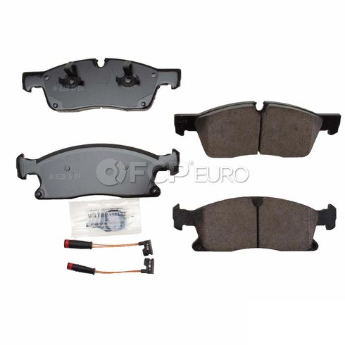 Mercedes Brake Pad Set Front (GL350 GL450 ML350) - Akebono 0074208120