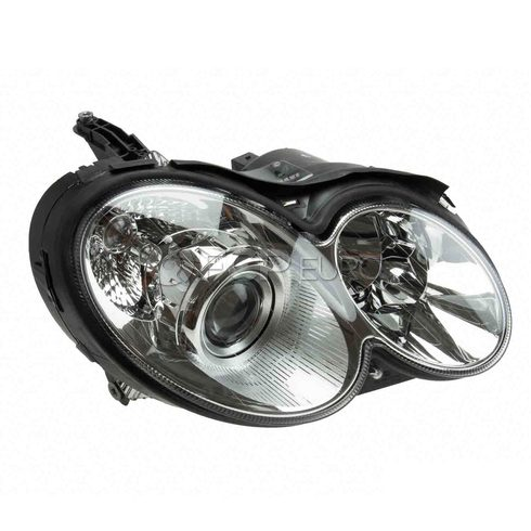 Mercedes Headlight Assembly - Hella 009040361