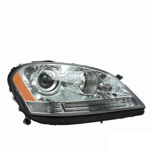 Mercedes Fog Light Assembly Right (ML320 ML350 ML500 ML550) - Hella 1648204661
