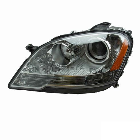 Mercedes Headlight Assembly Left (MLK320 ML350 ML550) - Hella 1648207161