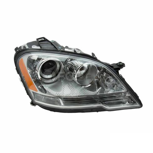 Mercedes Headlight Assembly Right (MLK320 ML350 ML550) - Hella 1648207261
