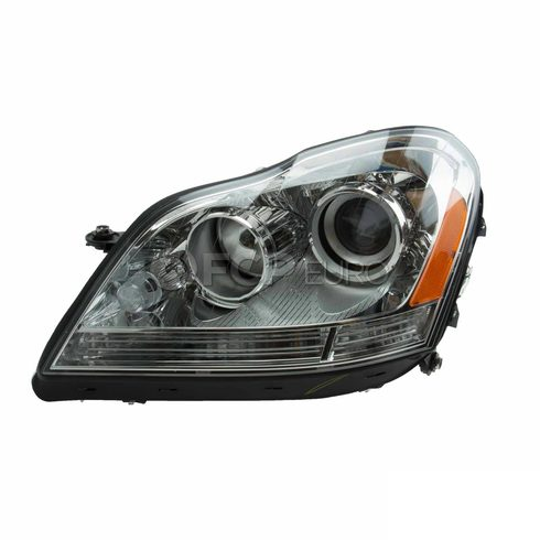 Mercedes Headlight Assembly Left (GL320 GL350 GL450 GL550) - Hella 1648201961