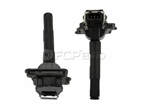 Audi VW Ignition Coil (A4 A6 Passat) - Huco 058905105B