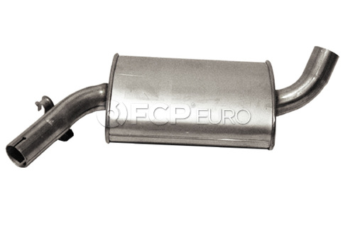 VW Exhaust Muffler - Bosal 233-435