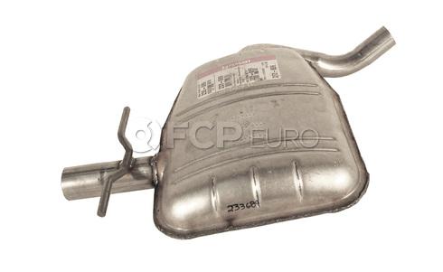 VW Exhaust Muffler (Jetta Golf Cabrio) - Bosal 1H0253409C