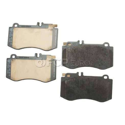 Mercedes Brake Pad Set (E550) - Genuine Mercedes 0074206420