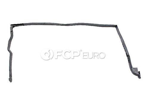 Mercedes Door Seal Left (380SL 560SL) - Genuine Mercedes 1077201578