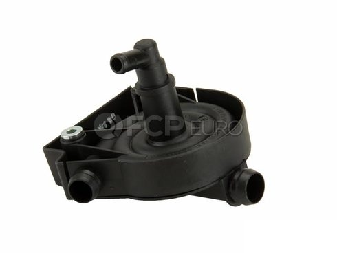 Mercedes Engine Oil Separator (C230 SLK230) - Genuine Mercedes 1110180335