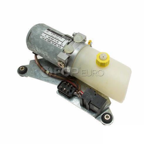 Convertible Top Hydraulic Pump - Genuine Mercedes - 1298001448