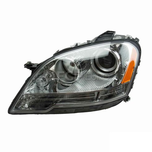 Mercedes Headlight Assembly - Genuine Mercedes 1648202359