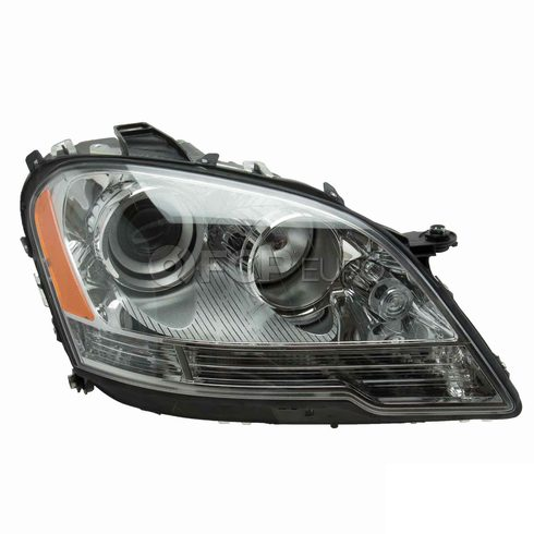 Mercedes Headlight Assembly - Genuine Mercedes 1648202459