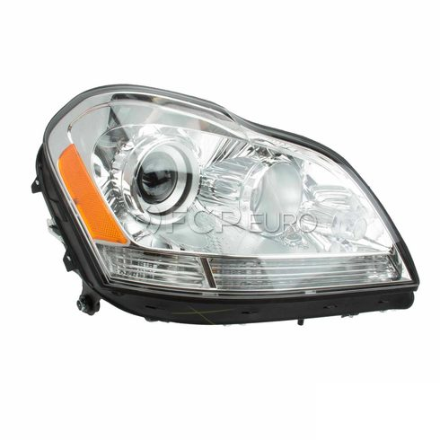 Mercedes Headlight Assembly (GL350 GL450 GL550) - Genuine Mercedes 1648204859
