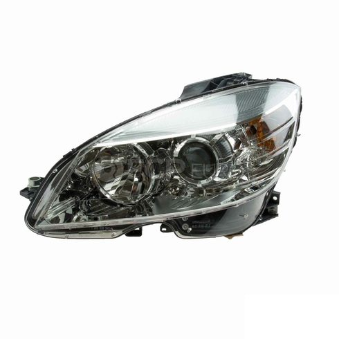 Mercedes Headlight Assembly (C300 C350) - Genuine Mercedes 2048200761OE