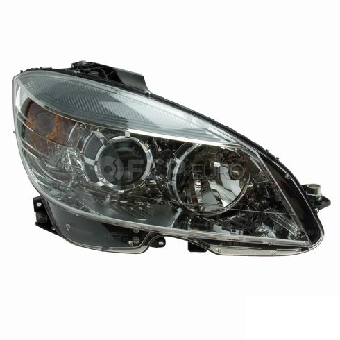 Mercedes Headlight Assembly (C300 C350) - Genuine Mercedes 2048200861OE