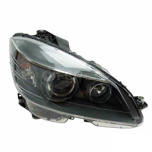 Mercedes Headlight Assembly (C63 AMG) - Genuine Mercedes 2048204059