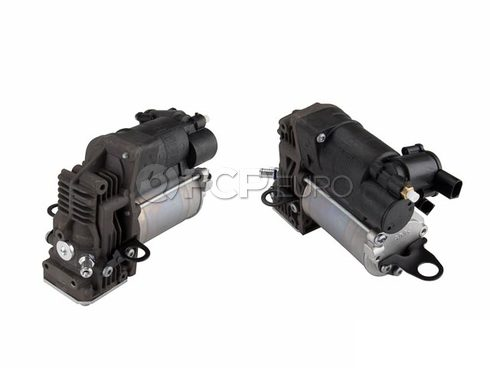 Mercedes Suspension Air Compressor (CL550 S400 S600) - Genuine Mercedes 2213201704