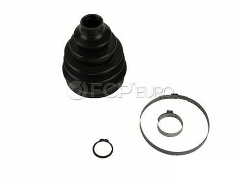 Audi VW CV Joint Boot Kit Front Outer (Q7 Cayenne Beetle) - Meyle 7L0498203
