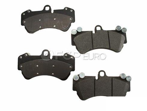 VW Brake Pad Set (Touareg) - Meyle Semi Metallic D81007SM