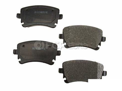 Audi VW Brake Pad Set - Meyle Semi Metallic D81018SM