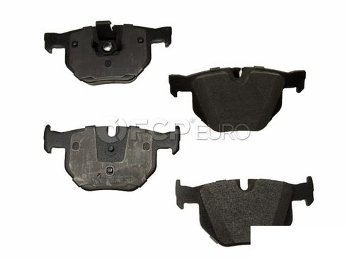 BMW Brake Pad Set - Meyle D81042SM