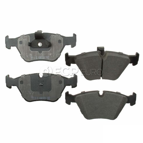 BMW Brake Pad Set - Meyle D81061ASM