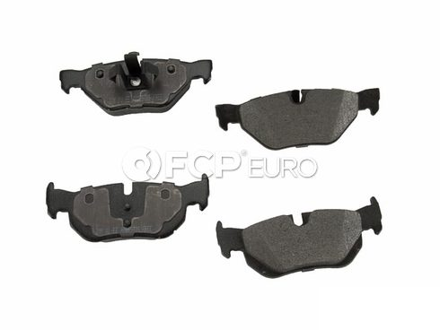 BMW Brake Pad Set - Meyle D81171SM
