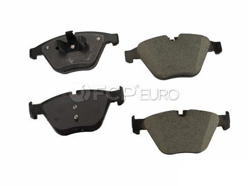 BMW Brake Pad Set (328i 328xi X1) - Meyle D81260SC