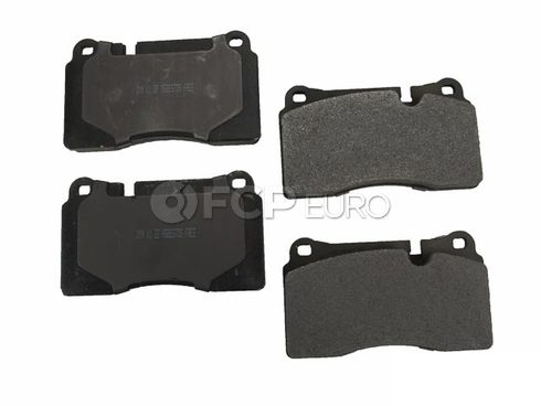 Land Rover Disc Brake Pad Front (Range Rover Range Rover Sport) - Meyle D81263SM
