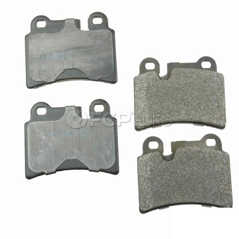 VW Brake Pad Set (Touareg) - Meyle Semi Metallic D81277SM