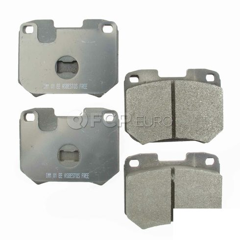 Audi Brake Pad Set - Meyle D8148SM