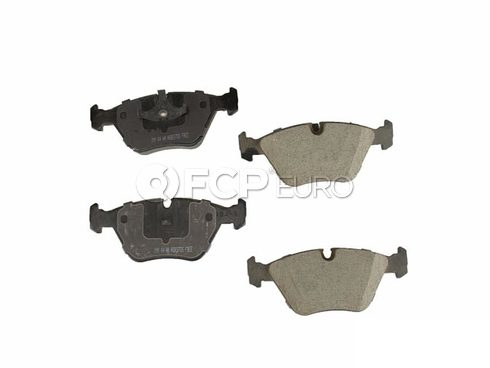 BMW Brake Pad Set (525i 530i 535i) - Meyle D8394ASC