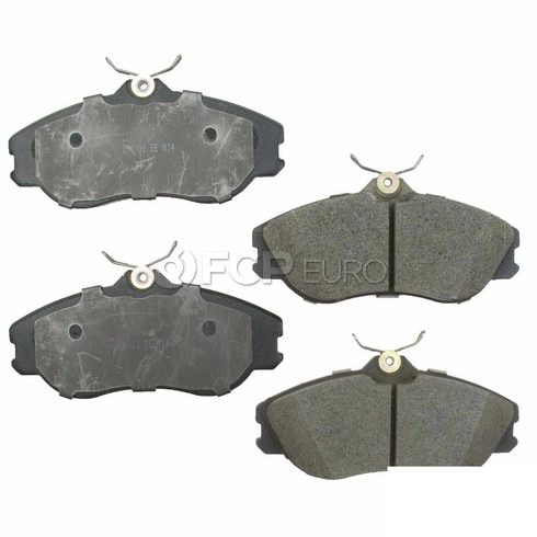 Audi Brake Pad Set - Meyle Semi Metallic D8419SM