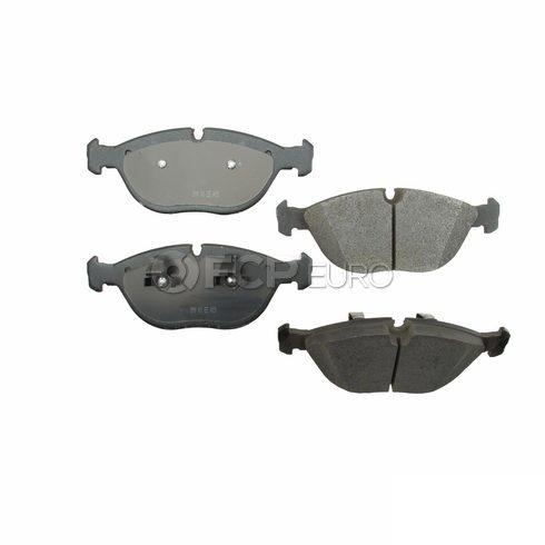 Audi Brake Pad Set (TT Quattro) - Meyle Semi Metallic D8682SM