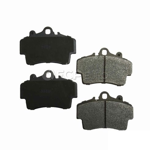 Porsche Brake Disc Pad Set (Boxster Cayman) - Meyle 98735193903